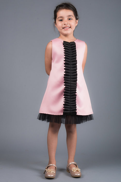 Roseate A Line Dress