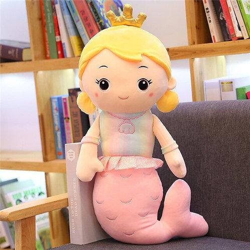 Stuffed Doll Princess Style Mermaid Plush Dolls
