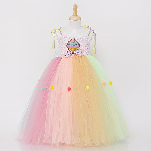 Cupcake gown