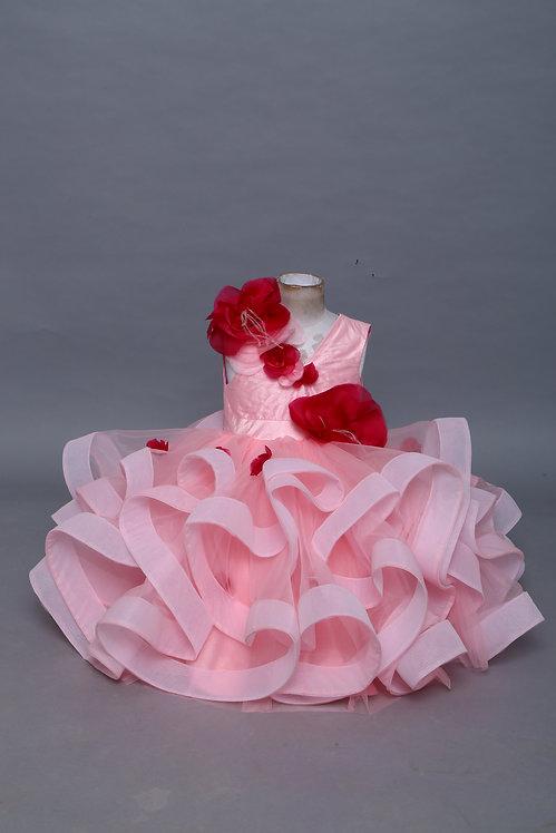 Callista Pink Gown