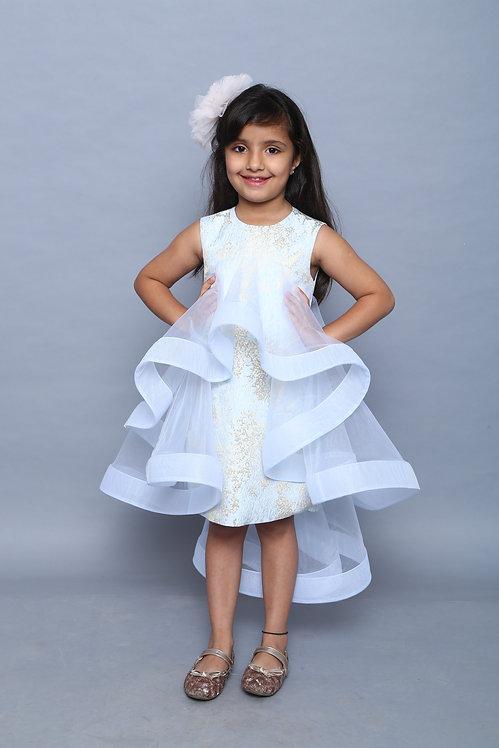 Leon Jacquard Dress