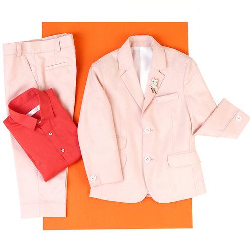 Powder Pink Suit