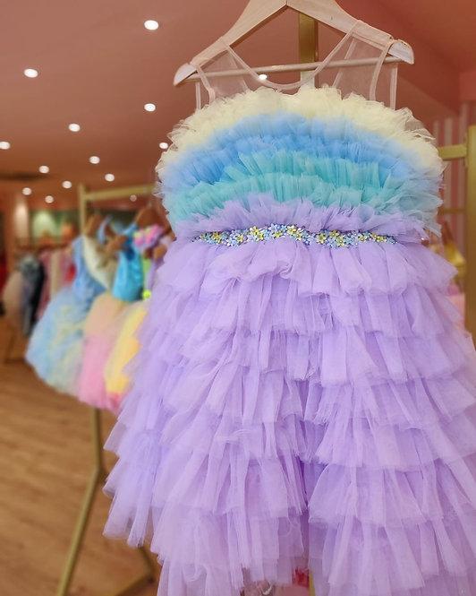 Diana Rainbow Dress