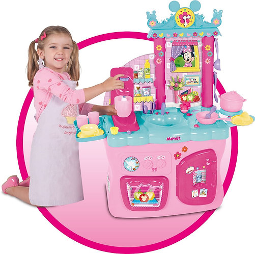 Disney Junior Minnie Mouse Kitchen
