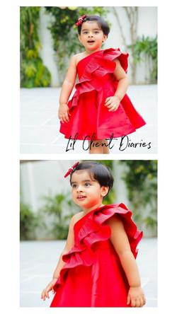 Red Desire Dress