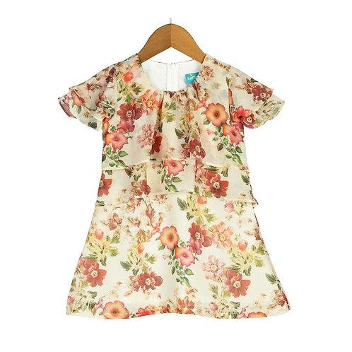 Vanilla Burst Dress