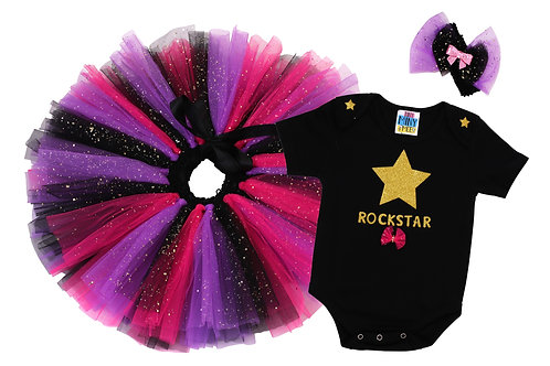 Rockstar Bodysuit Dress