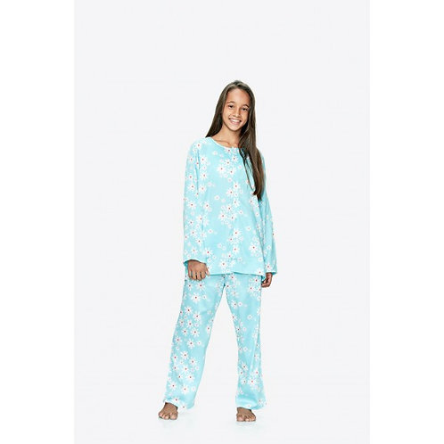 Daisy Cotton Nightsuit