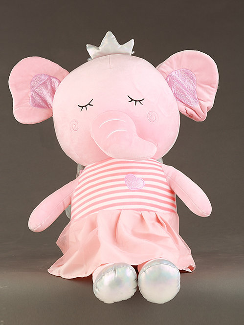 Pink Tutu Elephant
