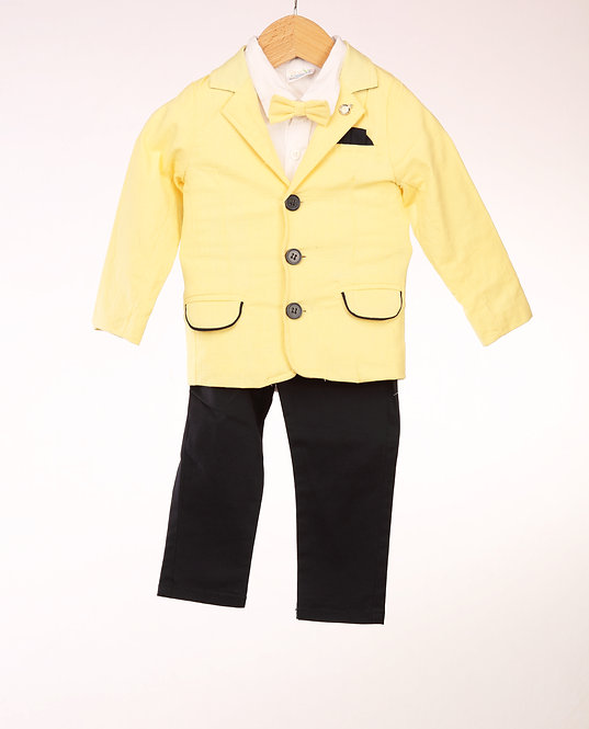 Candy World Yellow Jacket
