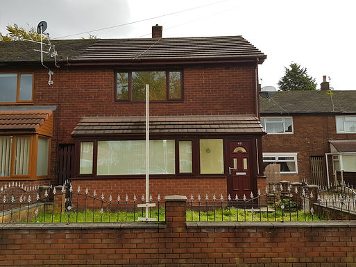 Croft Street, Little Hulton