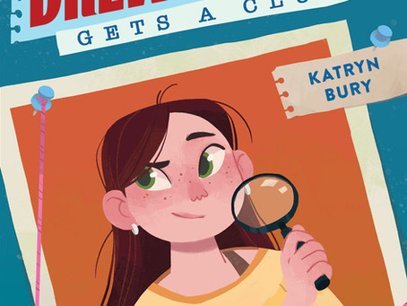 DREW LECLAIR GETS A CLUE cover reveal, release, and pre-order details!