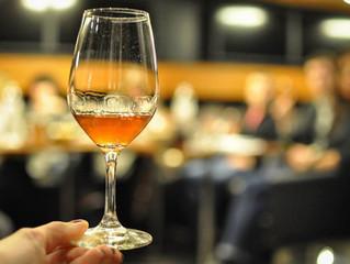 Оранжевые вина или «Есть контакт!»