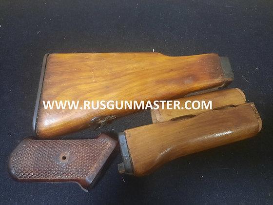 AK47 Tipe1 wood set