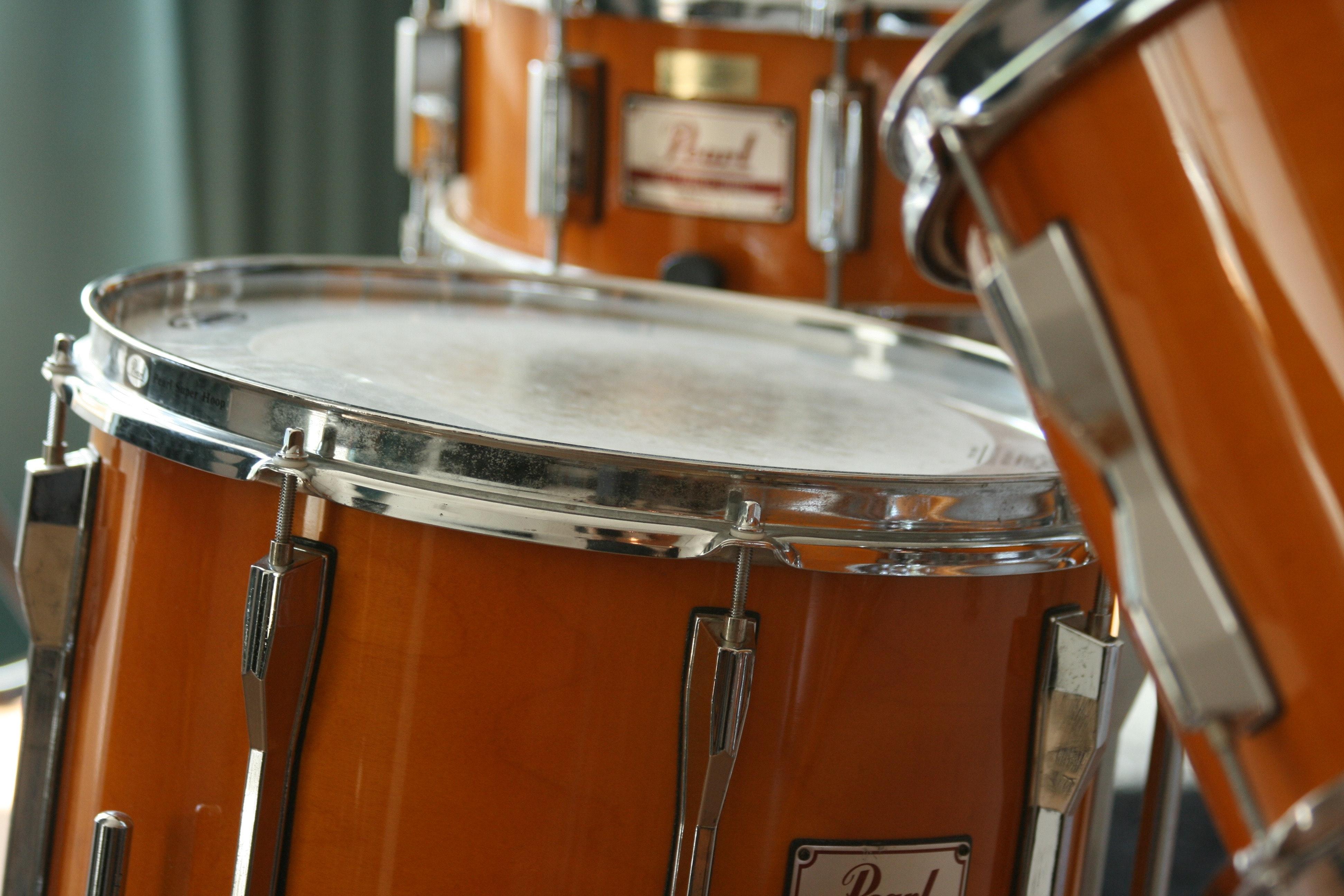 close-up-drum-set-drums-60636