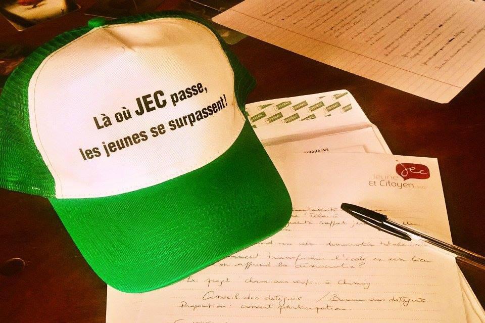 Casquette JEC