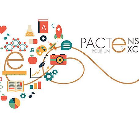 Le Pacte pour un enseignement d'excellence : quelle participation des jeunes ?