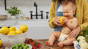La dieta vegana puede ser muy saludable para los niños, dice Fundación Británica de Nutrición