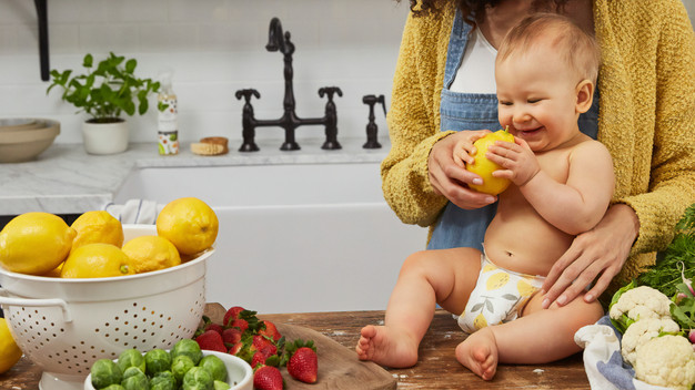 dieta vegetariana durante la lactancia