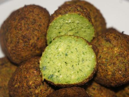 Broccoli Mushroom Balls