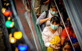 เกี่ยวกับโรคระบาด: หรือเหตุจะเกิดจากพวกเราทุกคน?