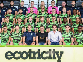 Meet the Forest Green Rovers, the world's first vegan and carbon-free football team