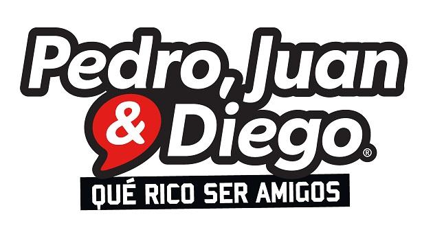 Pedro, Juan & Diego.