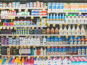 One in each four Brits choose plant-based milk over dairy