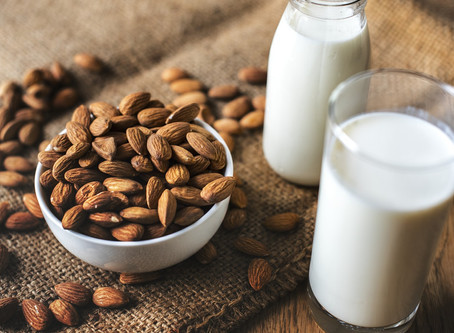 Susu Kacang Almond