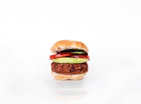 Burger Kacang Merah