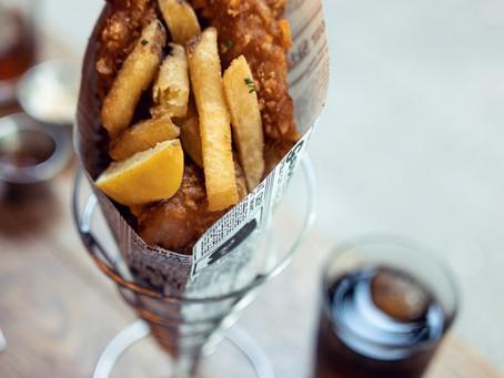 Fish n Chips Vegan