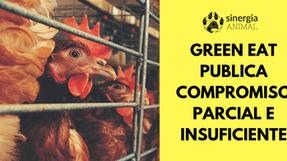Green Eat pública compromiso parcial e insuficiente