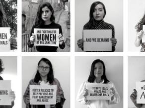 Temos orgulho de ser uma organização composta por 80% de mulheres