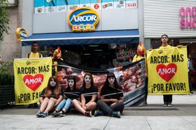 Arcor publica comunicado sin sentido sobre la campaña de Sinergia Animal