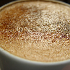 Spiced Cashew Mylk Hot Chocolate