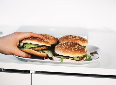 Burger Tahu