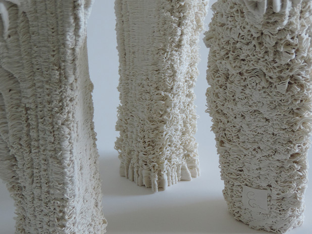 The Power of Nature Series(Detail of White)
