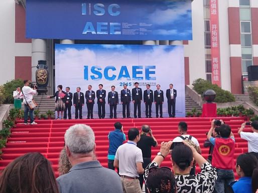 ISCAEE 2015 CHINA exhibition and presentatıon