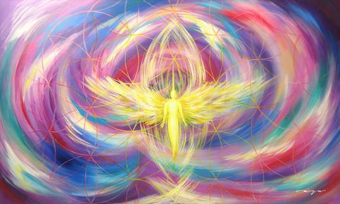 Anjo da Alegria e Libertação