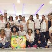 pintura en vivo en Colombia