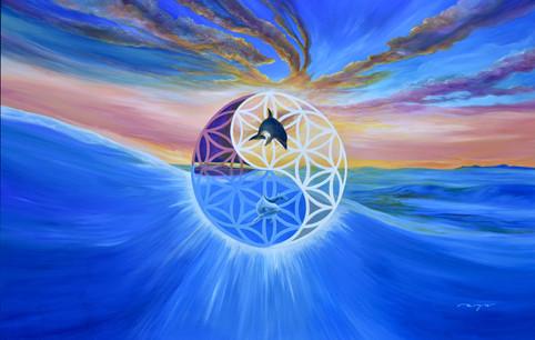La magia de la vida está en la alegría del corazón