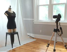 Todo lo que necesitás para crear tu set de fotografía en casa