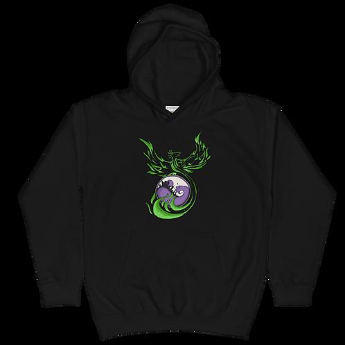 Phoenix Logo - Kids Hoodie