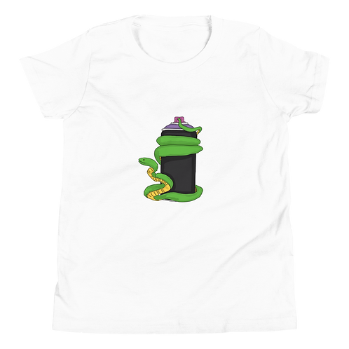 Snake in a Can - Youth Short Sleeve T-Shirt