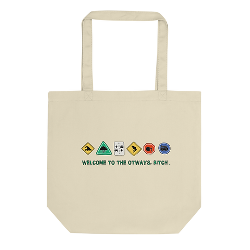 Welcome Tp The Otways, B - Tote Bag