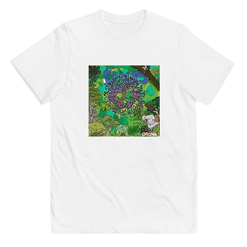 Virtual Footprints Official Merch - Limmited Edition - Youth jersey t-shirt