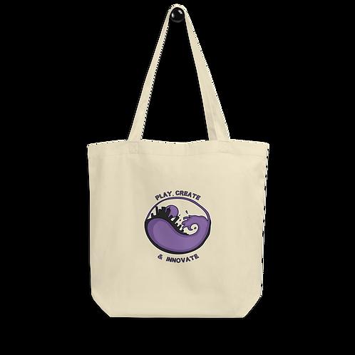 Play Create & Innovate Liberatas Logo Eco Tote Bag