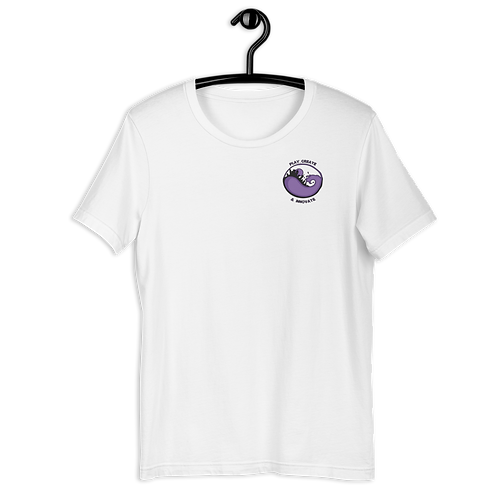 Play Create & Innovate - Short-Sleeve Unisex T-Shirt