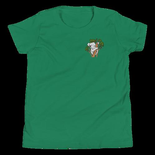 Virtual Footprints Official Merchandise Koala - Youth Short Sleeve T-Shirt