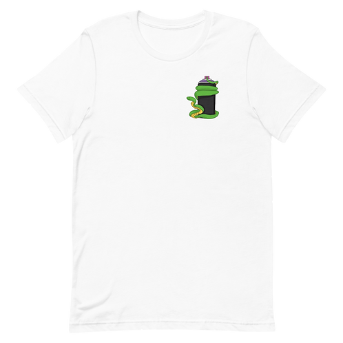Snake in a Can - Short-Sleeve Unisex T-Shirt